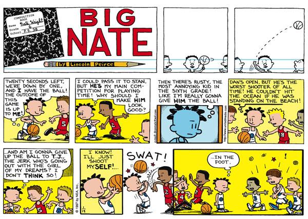 Comic Strip: January 19, 1997
