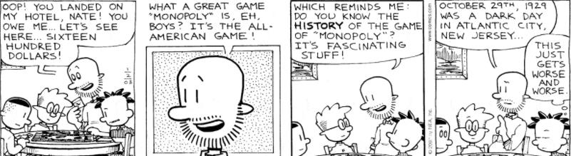 Comic Strip: January 2, 2003