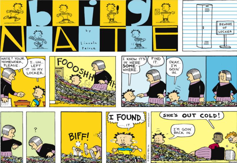 Comic Strip: February 2, 2003