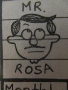 Mr. Rosa Comic 1