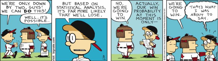 Comic Strip: August 12, 2020