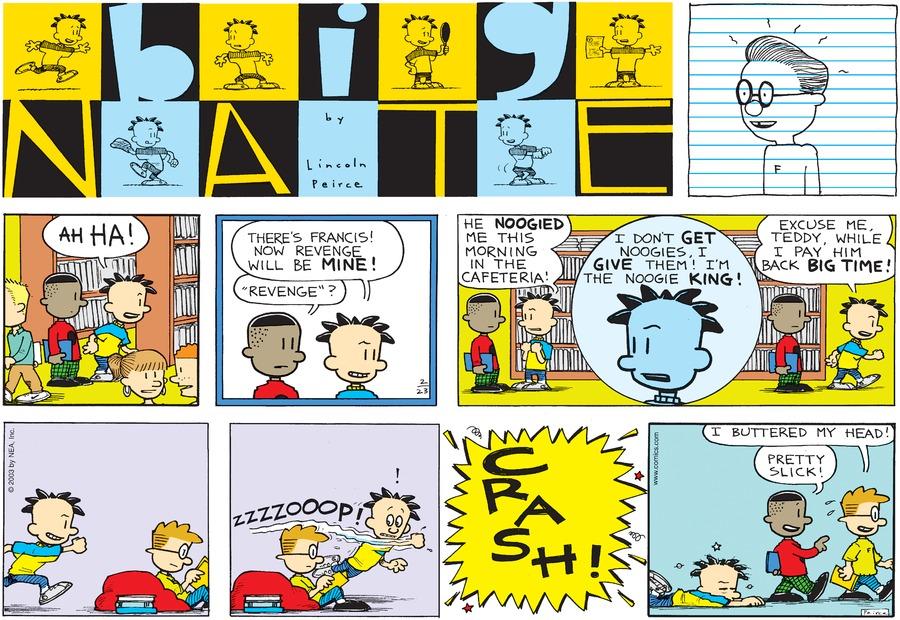 Comic Strip: February 23, 2003