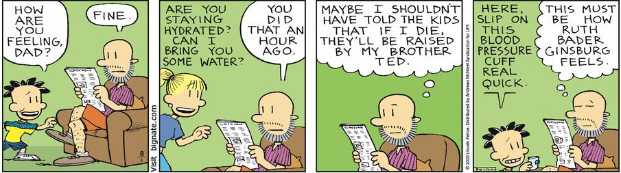 Comic Strip: August 1, 2020