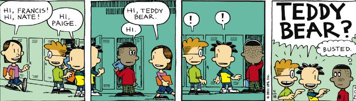 Comic Strip: April 18, 2011