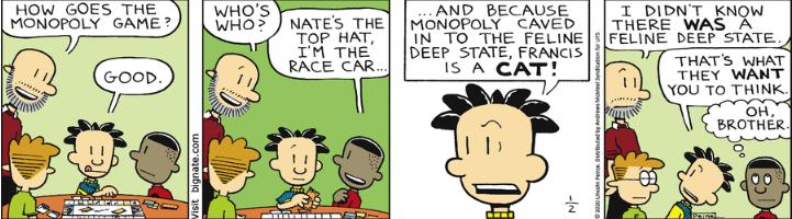 Comic Strip: January 2, 2020
