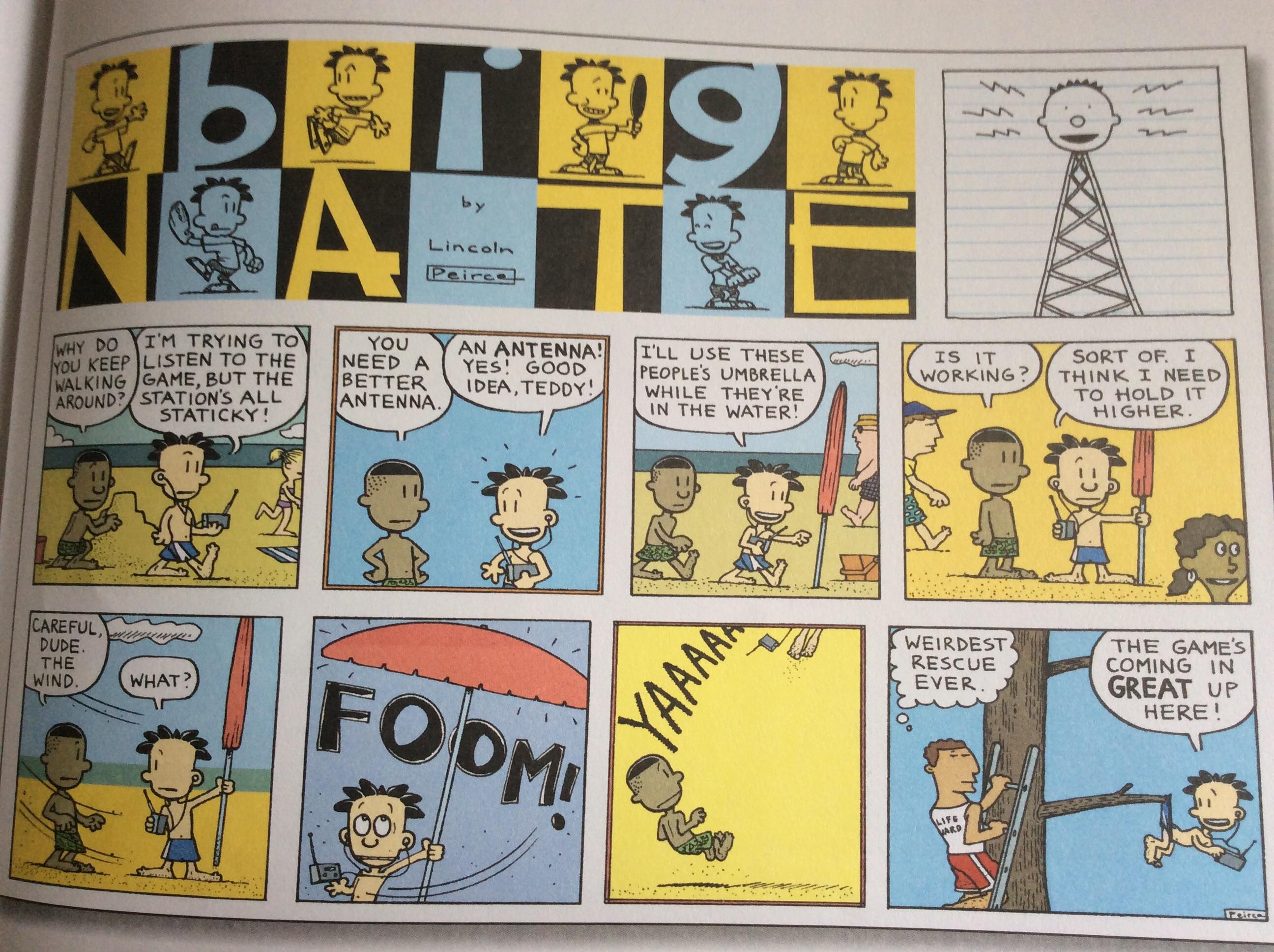 Comic Strip: June 28, 2015