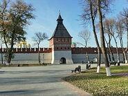 Тула, Кремль. Башня Ивановских ворот