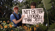 """Jett is """"better looking"""""""