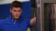 Jett leaves the fridge open