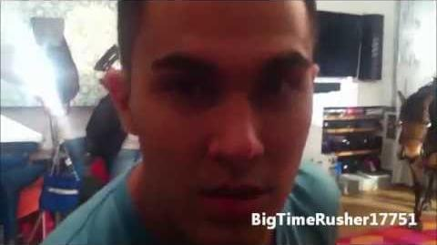 *UPDATE* Carlos singing My Little Pony Song!!