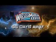 WWE- WrestleMania 28 - Countdown Promo (55 Days Away)