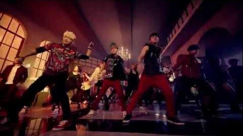 MYNAME 「 WE ARE THE NIGHT」 PV (FULL ver