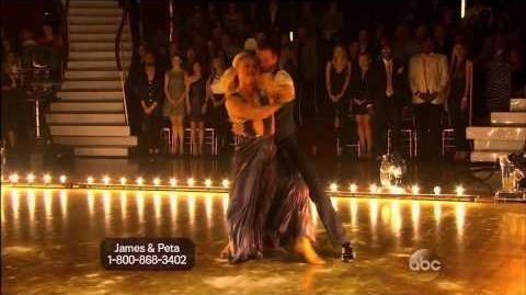Dancing With The Stars (James Maslow)