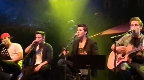 Концерт в House of Blues (1/04/2013)