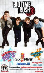 Big Time Rush in Concert (2011)