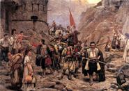 Сербия раньше