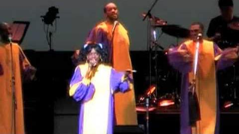 """Glory Gospel Singers """"Holy And Bright"""""""