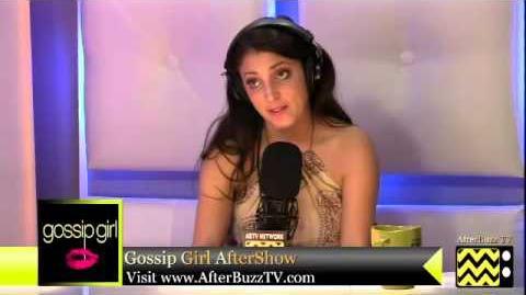 Gossip Girl S 5 The Big Sleep No More E 7 AfterBuzz TV A