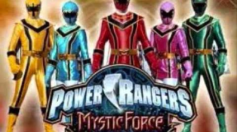Power Rangers Mystic Force - Theme Song