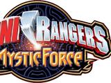 Bikini Rangers Mystic Force
