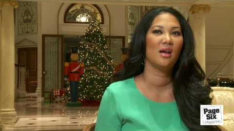 Christmas with Kimora Lee Simmons - New York Post