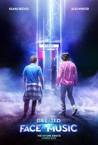 Bill & Ted Face the Music teaser poster