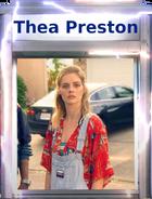 Thea Preston