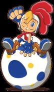 Billy egg sit