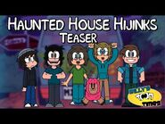 Billy's Toon Times - Haunted House Hijinks - TEASER