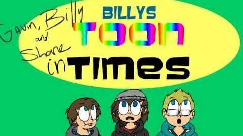 Billys Toon Times Opening scene