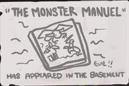 The Monster Manuel Geheimnis