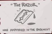 The RaZoR Unlock