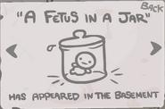 A Fetus In A Jar Geheimnis