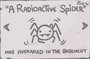 A Radioactive Spider Geheimnis