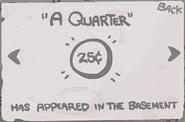 A Quarter Geheimnis