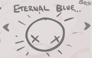 Eternal blue baby