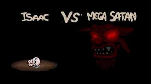 "The Binding of Isaac Rebirth ""Mega Satan"" Final boss"