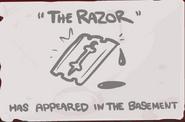 The Razor Geheimnis