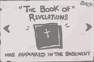 The Book Of Revelations Geheimnis
