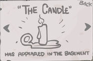 The Candle Geheimnis
