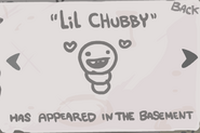 Lil Chubby Geheimnis