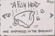 A Fish Head Geheimnis