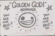 Golden God Geheimnis