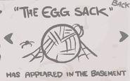 The Egg Sack Geheimnis