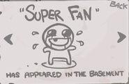 Super Fan Geheimnis