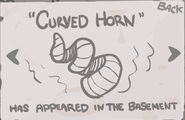 Curved Horn Geheimnis