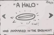 A Halo Geheimnis