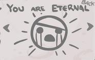 Cain eternal