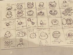 Edmund McMillen Rebirth Monster Sketches.jpg