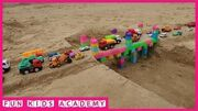 Build_a_Bridge_with_Assembled_Toys_and_Car_Toys_for_Kids_Videos_for_Children